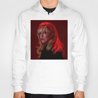 laura palmer Hoodies featuring Laura Palmer from Twin Peaks by Annike