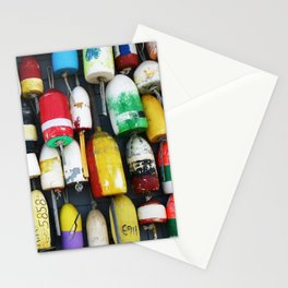 "Captured Photography Salt Series ""Buoys"" Stationery Cards"