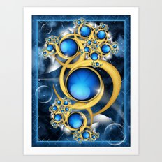 Midnight Dream Art Print
