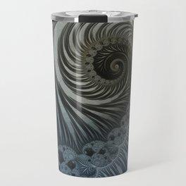 Fascinating Fractals Travel Mug