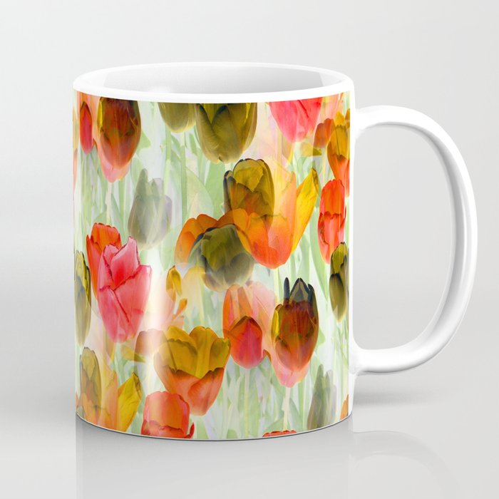 Fields of Flowers forever..... Coffee Mug