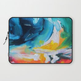 Oasis on Fire Laptop Sleeve