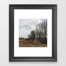 FANCY A PICNIC Framed Art Print