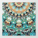 Abstract Colorful Pattern by perkinsdesigns