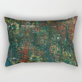 City Life Chrysalism Rectangular Pillow