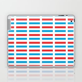 flag of luxembourg- Luxembourgish,Lëtzebuerg,Luxemburg,Luxembourger, luxembourgeois Laptop & iPad Skin