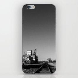 Marfa Silo iPhone Skin