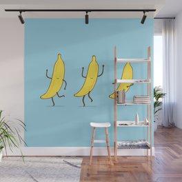 Banana shake Wall Mural