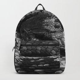 Diamondback Rattlesnake Backpack