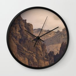 Basalt Wall Clock