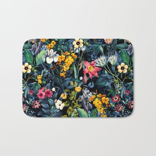Exotic Garden Bath Mat