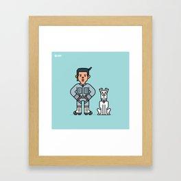 Kobayashi Framed Art Print