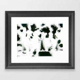 HIDE IN PLAIN SIGHT Framed Art Print