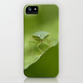 Green..... iPhone Case