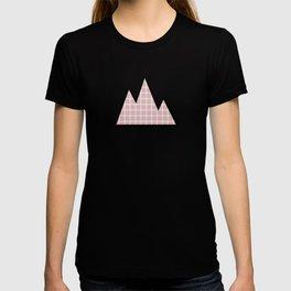 Rose Grid T-shirt