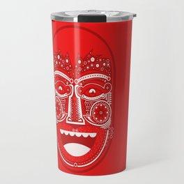 Red Is Mad Travel Mug