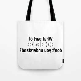 Bobsled Tote Bag