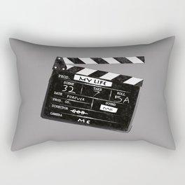 Clapperboard Rectangular Pillow