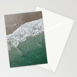 Wrightsville Beach Waves Stationery Cards