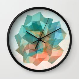 Fusion Light Wall Clock