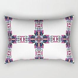 Southwest Vibe Festival Style Rectangular Pillow