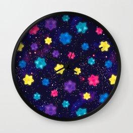 Starbits Wall Clock