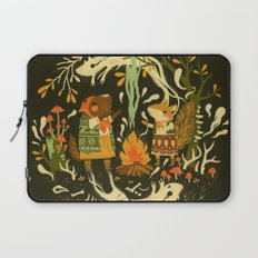 Animal Chants & Forest Whispers Laptop Sleeve