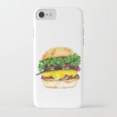 Burger Slim Case iPhone 8