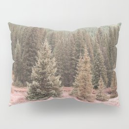 Look For Me In The Trees Pillow Sham