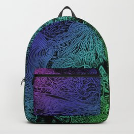 Glass Backpack