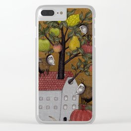 We need the BEE! Clear iPhone Case
