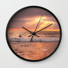 Glory Wall Clock