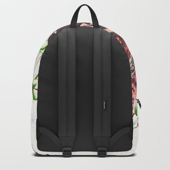 Treading lightly Backpack