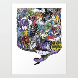 Alternative Art Print