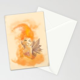 Fire fairy 2 Stationery Cards