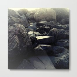 Stinson Beach 1 Metal Print