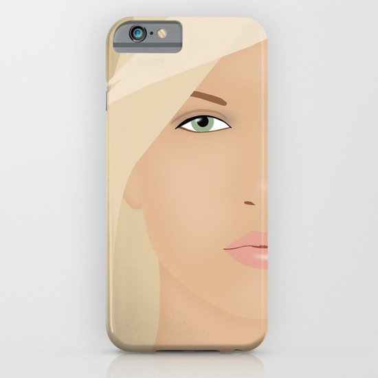 Just Another Pretty Face iPhone & iPod Case