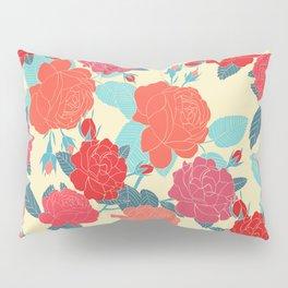 Rose Garden - Light Pillow Sham