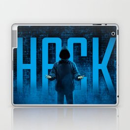 HACK Laptop & iPad Skin