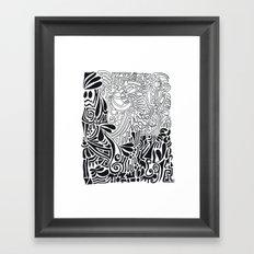 pII014 Framed Art Print