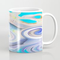 calendars Mugs featuring Time by Geni