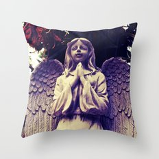 State of grace Throw Pillow