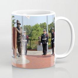 Wreath Ceremony Coffee Mug