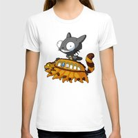 invader zim T-shirts featuring My Invader Neighbor by HelloTwinsies