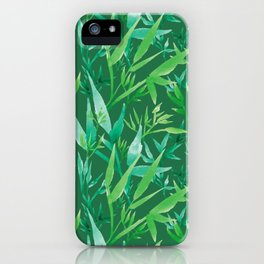 Bamboo iPhone Case