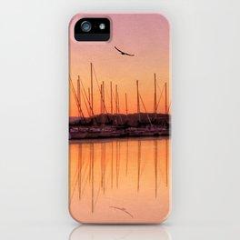 Southern Sunrise iPhone Case