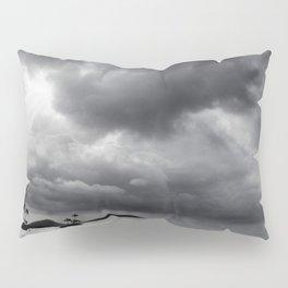 Storm Over Maunalua Bay Pillow Sham