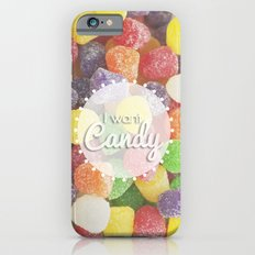 I Want Candy: Gumdrops Slim Case iPhone 6s