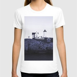 Navy Blue Lighthouse T-shirt