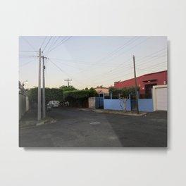 Managua 2 Metal Print